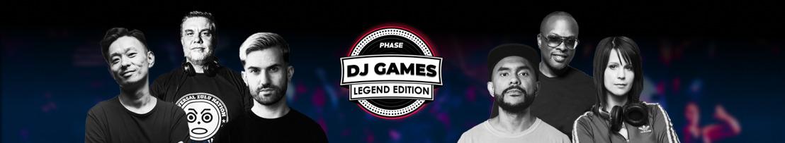 Phase DJ Games - Legend Edition: