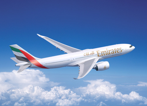 Emirates signs deal for 40 A330-900s, 30 A350-900s