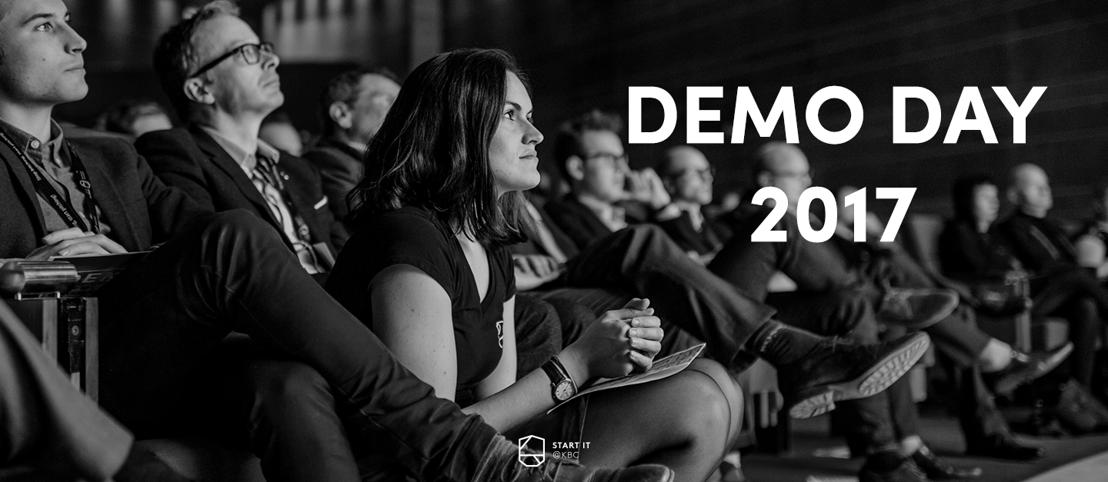 PERSUITNODIGING Demo Day: 16 veelbelovende start-ups tonen het beste van zichzelf