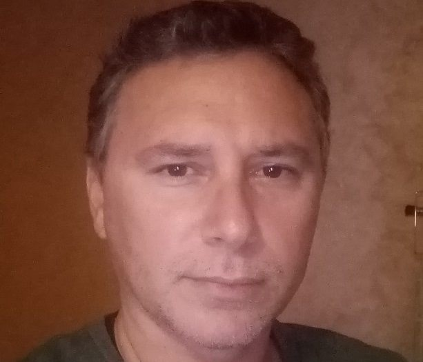 Luca Bonati, an entrepreneur from Parma, Italy.