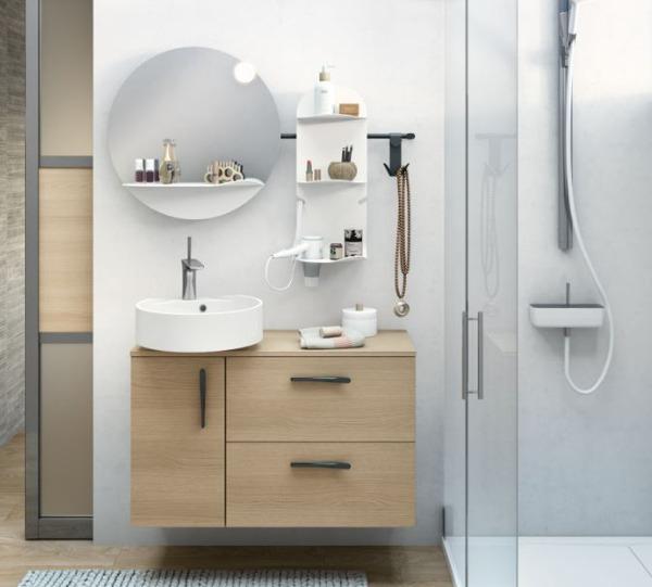 taille moyenne salle de bain dimension salle de bain avec