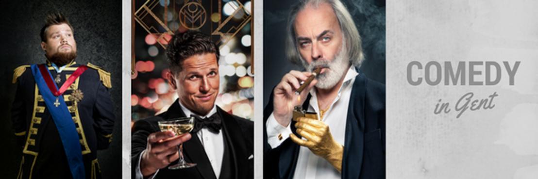Comedykalender Gent vol toppers