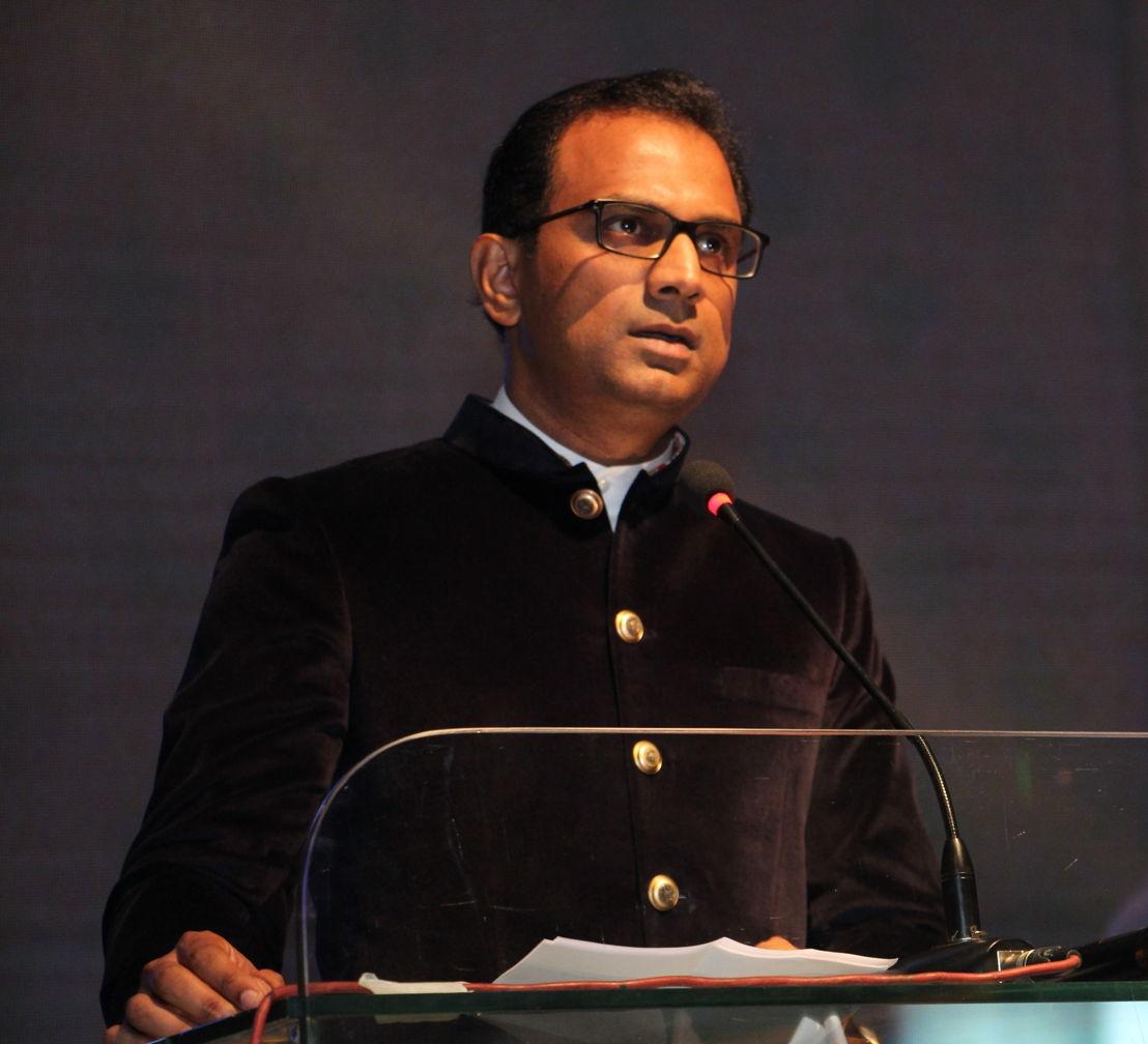 Sudhir Sreedharan, Senior Vice President Commercial (GCC, Subcontinent, Africa)