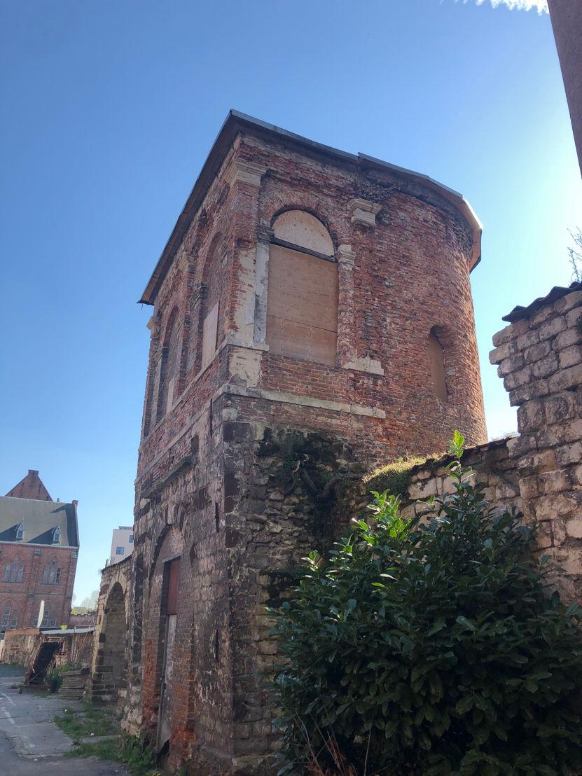 Oude stadsomwalling / Resiterra