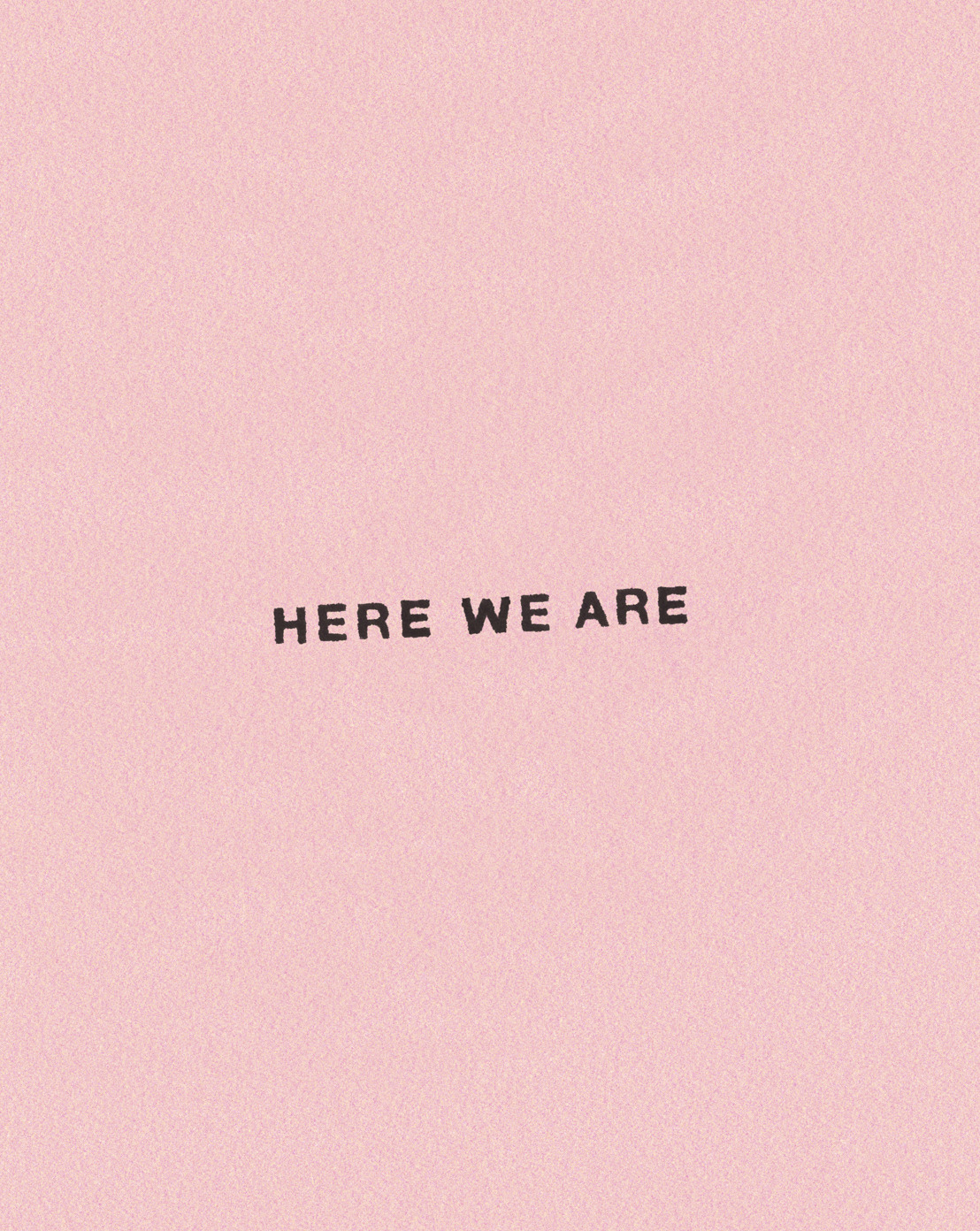 Burberry 'Here We Are'