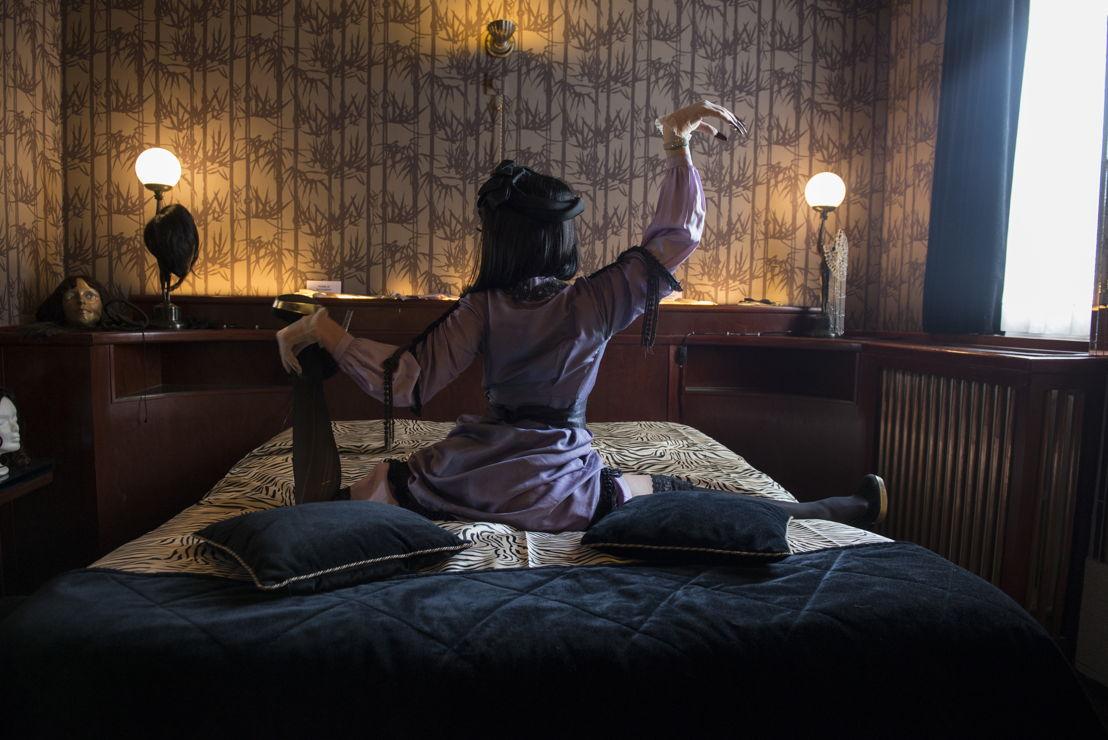 """Helena Dietrich - """"Becoming Lili"""" © Billie Bauwens"""