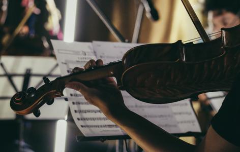 Wenn die Soundentwickler dem Klang der Orchestermusiker lauschen