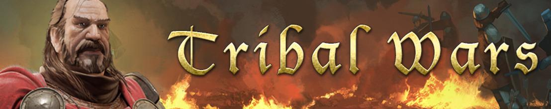 Stürmischer September bei InnoGames: Tribal Wars Burgangriff gestartet