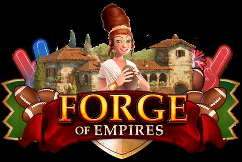 Forge of Empires: Forge Bowl anelli di fucina nel nuovo anno