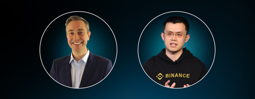 Electroneum's Richard Ells sends Binance's CZ a video message asking him to take another look at Electroneum