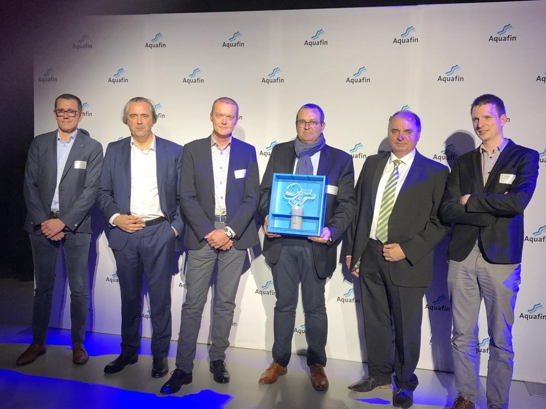 Aquafin reikt awards uit en zet project van het jaar in de kijker