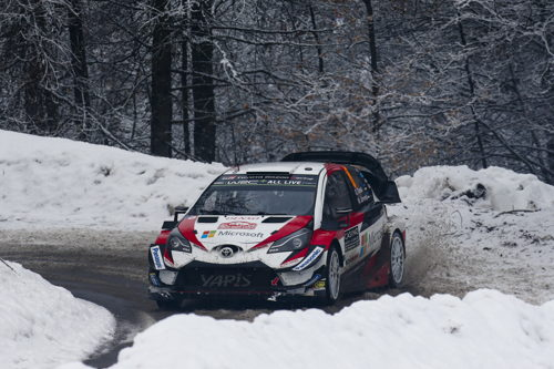 Preview: WRC Rally Sweden Preview - Yaris WRC drivers ready to star on Swedish snow