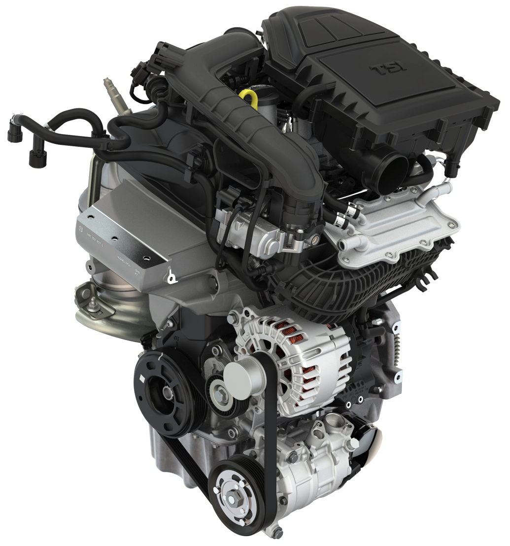 Thanks to an increase in injection pressure to 250 bar, both power variants of the new 1.0-litre engine achieve better driving performance than the 1.2-litre engines that have been used up to now and they also achieve a reduction in fuel consumption of up to 6 per cent.