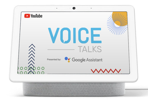 Modev Productions and Google Partner Announce Livestream Series, 'VOICE Talks Presented by Google Assistant'
