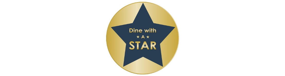 Un dîner avec une personnalité? C'est aujourd'hui ou jamais!