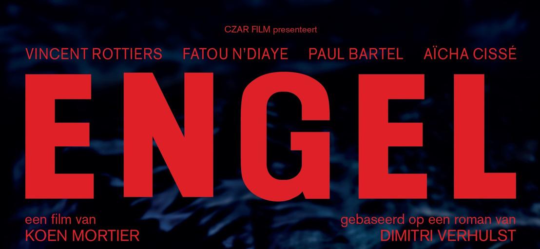 KOEN MORTIERS DERDE LANGSPEELFILM 'ENGEL' OPENT FILMFESTIVAL OOSTENDE