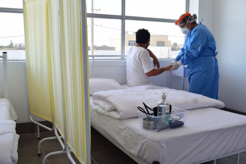 COVID-19 in Peru: Exceptional mortality rates and hospitals facing collapse