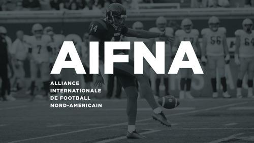 Occasion de prises de photo : L'Alliance internationale de football nord-américain s'unit à Calgary