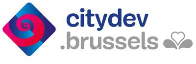 citydev.brussels espace presse Logo