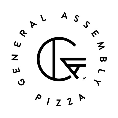 General Assembly Pizza press room