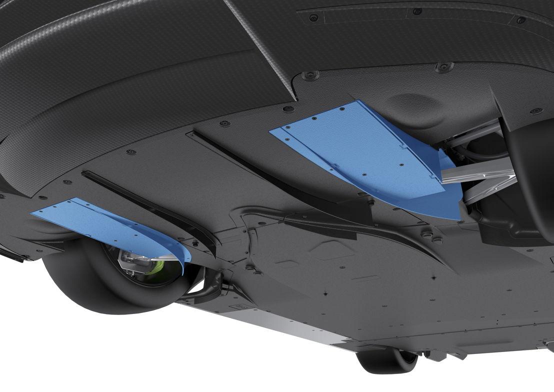 918 Spyder Adjustable front diffuser down