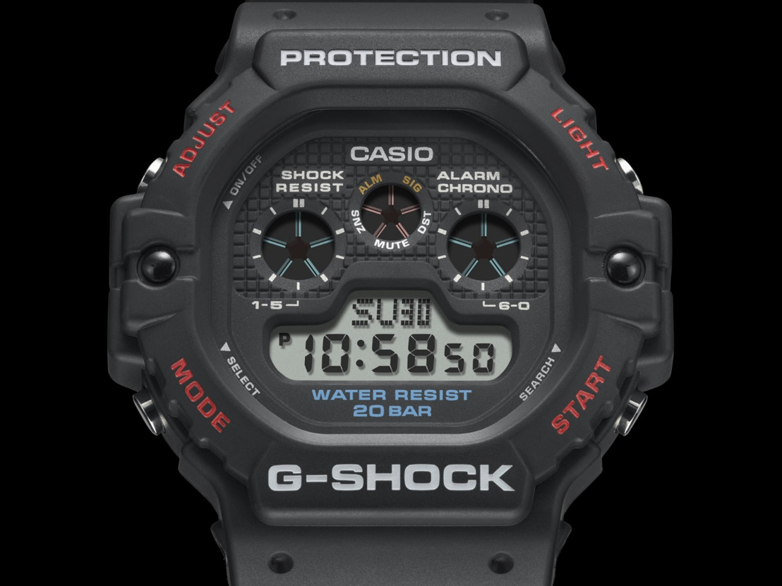 G-SHOCK revive a Walter, el reloj predilecto de John Goodman en The Big Lebowski