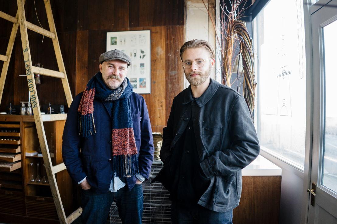 Dom Bridges and Alex Verier