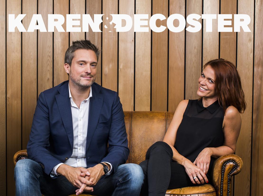 Karen & De Coster, met de voeten in de werkelijkheid
