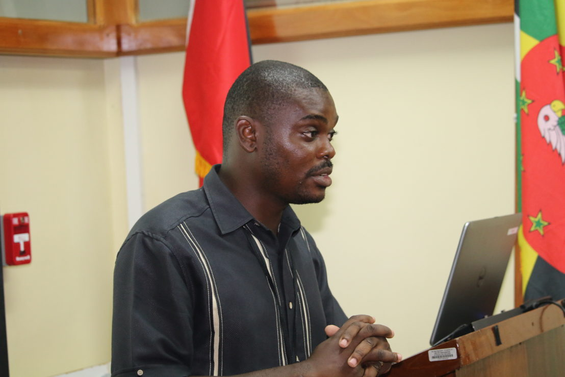 Clarence Henry, Program Officer of Regional Integration at the OECS Commission