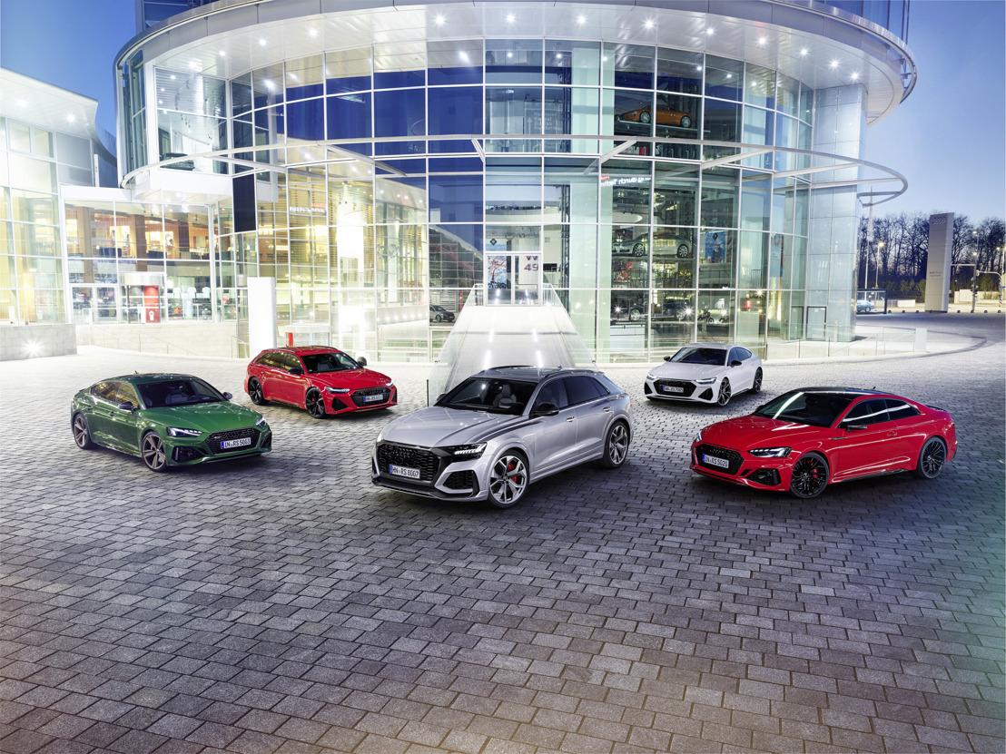 Dans les coulisses des RS, ou comment Audi Sport GmbH façonne le caractère de ses modèles RS