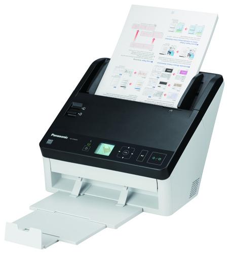 Panasonic presenta su nueva línea de escáneres en red para el mercado empresarial