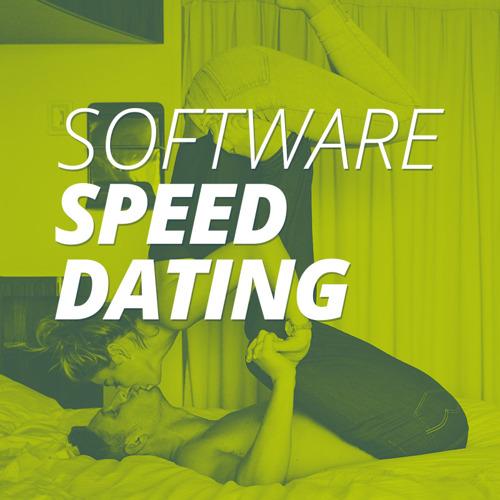 PR software speed dating