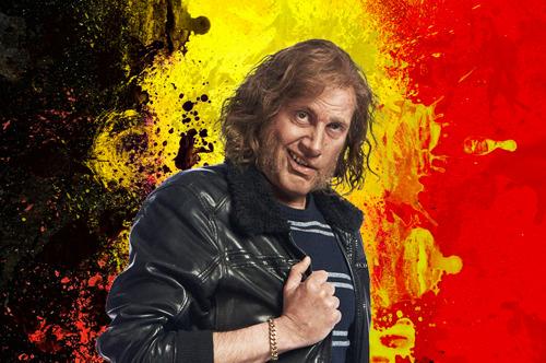 Le 21 juillet, François Damiens fête la Belgique sur Nostalgie