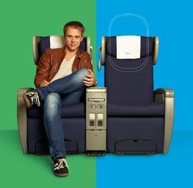 Met KLM kans op een inspirerende reis met een beroemde reisgenoot