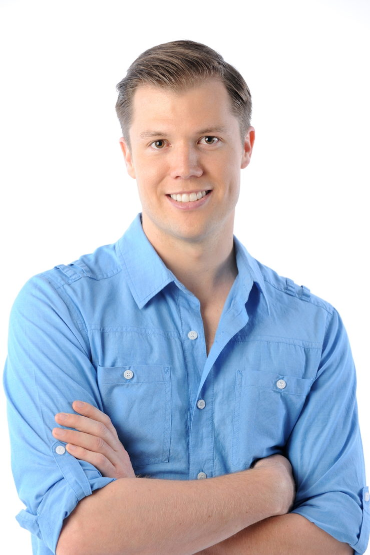 Nathan Bazley, Host & Series Producer of ABC's Behind the News