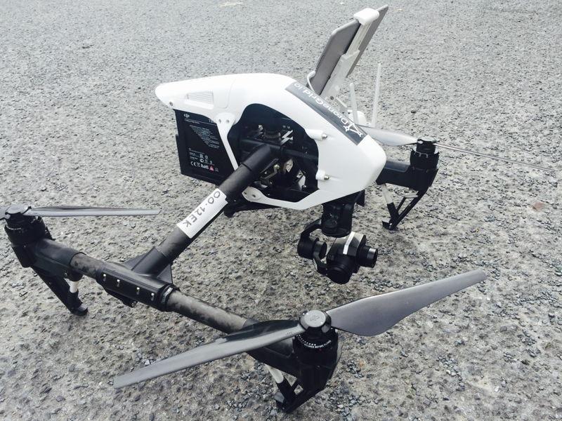 Drone de DroneGrid