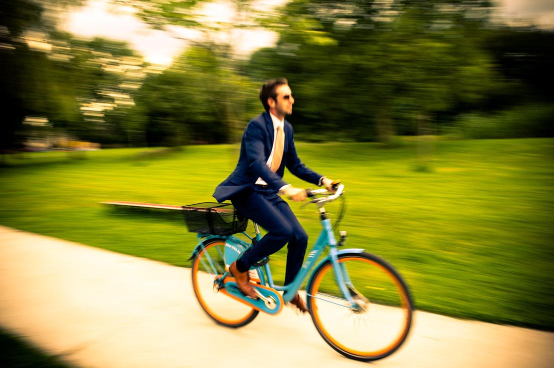 Provincie wil fietsgebruik in Vlaamse Rand doen toenemen