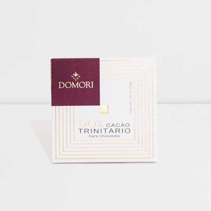 Domori Trinitario, Blend
