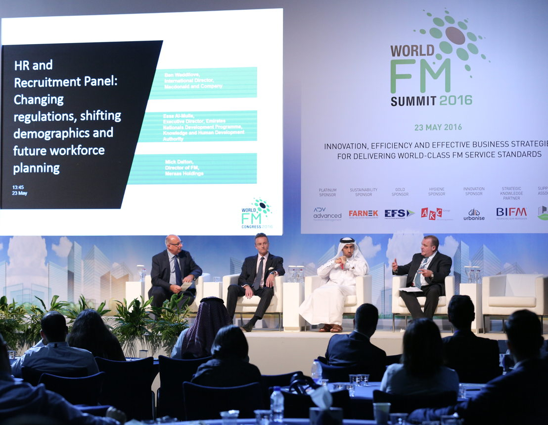 World FM Summit at FM EXPO 2016