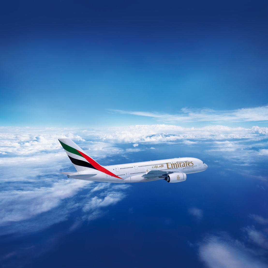Emirates will be upgrading one of its nine daily flights between Dubai and Doha to an Airbus A380 from 1 December 2016.