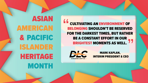 Celebrating Asian American and Pacific Islander Heritage Month