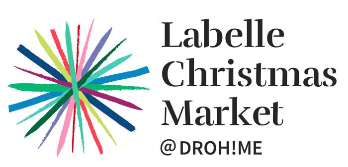 DROH!ME Melting Park : Un marché de Noël aux couleurs green avec une belle sélection made in Belgium