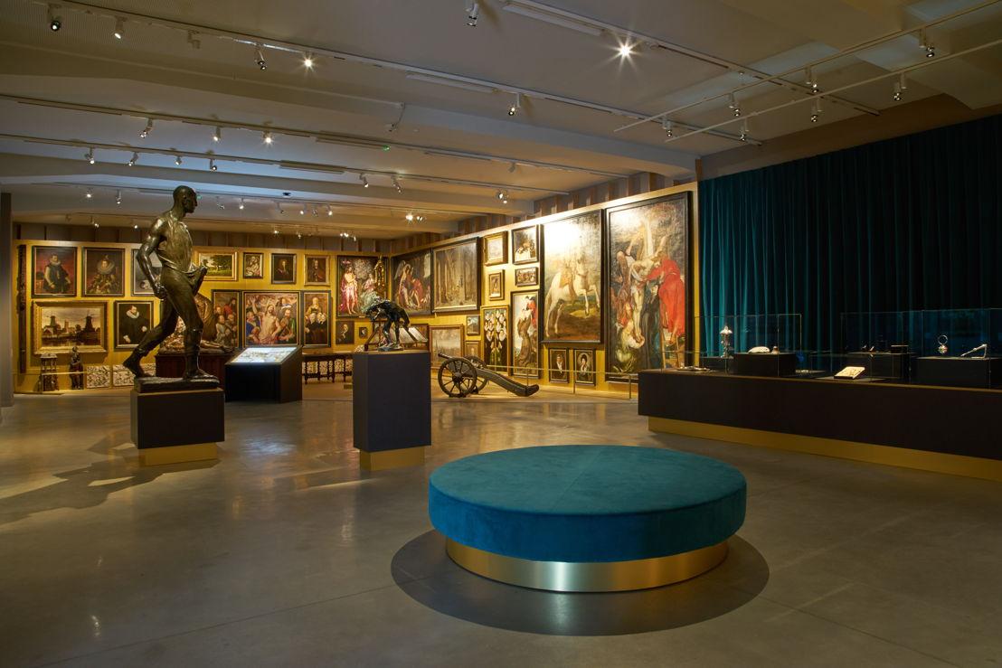 Collectiepresentatie 'Verzamelen is een kunst' in M-Museum Leuven; foto (c) Dirk Pauwels