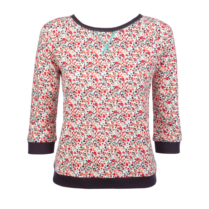 Sweater in Bloom