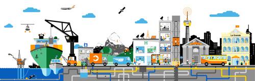 Orange Belgium est le premier à lancer un pôle de test 5G business en Belgique: l'Orange Industry 4.0 Campus, dans le port d'Anvers