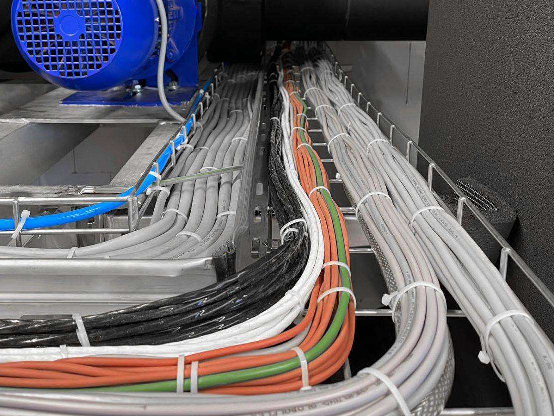 For 20 years, L&R Kältetechnik has been using exclusively LAPP cables