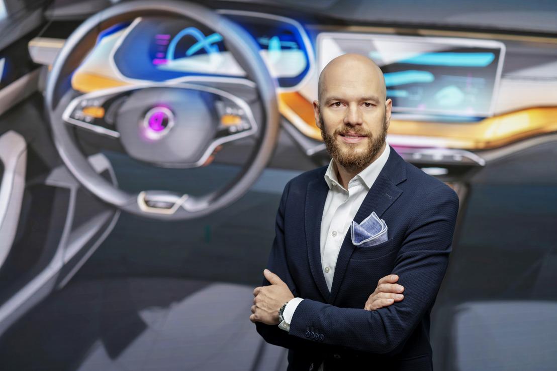 ŠKODA AUTO appoints Peter Olah as Head of Interior Design