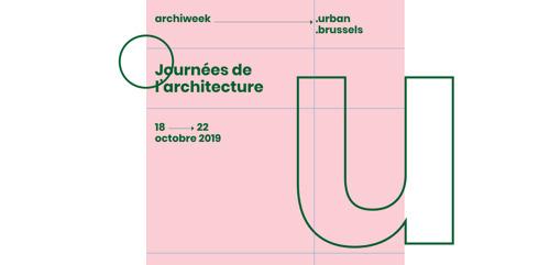 Une première « Archiweek » à Bruxelles