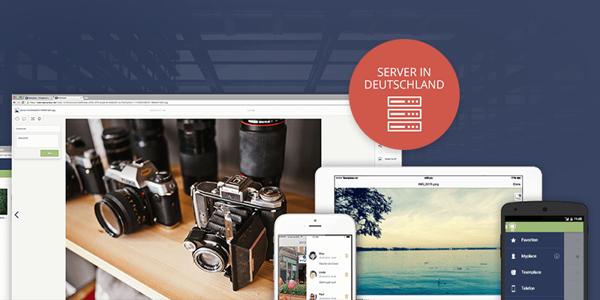 Preview: Teamplace: Cloudspeicher und Kollaboration jetzt mit deutschem Serverstandort