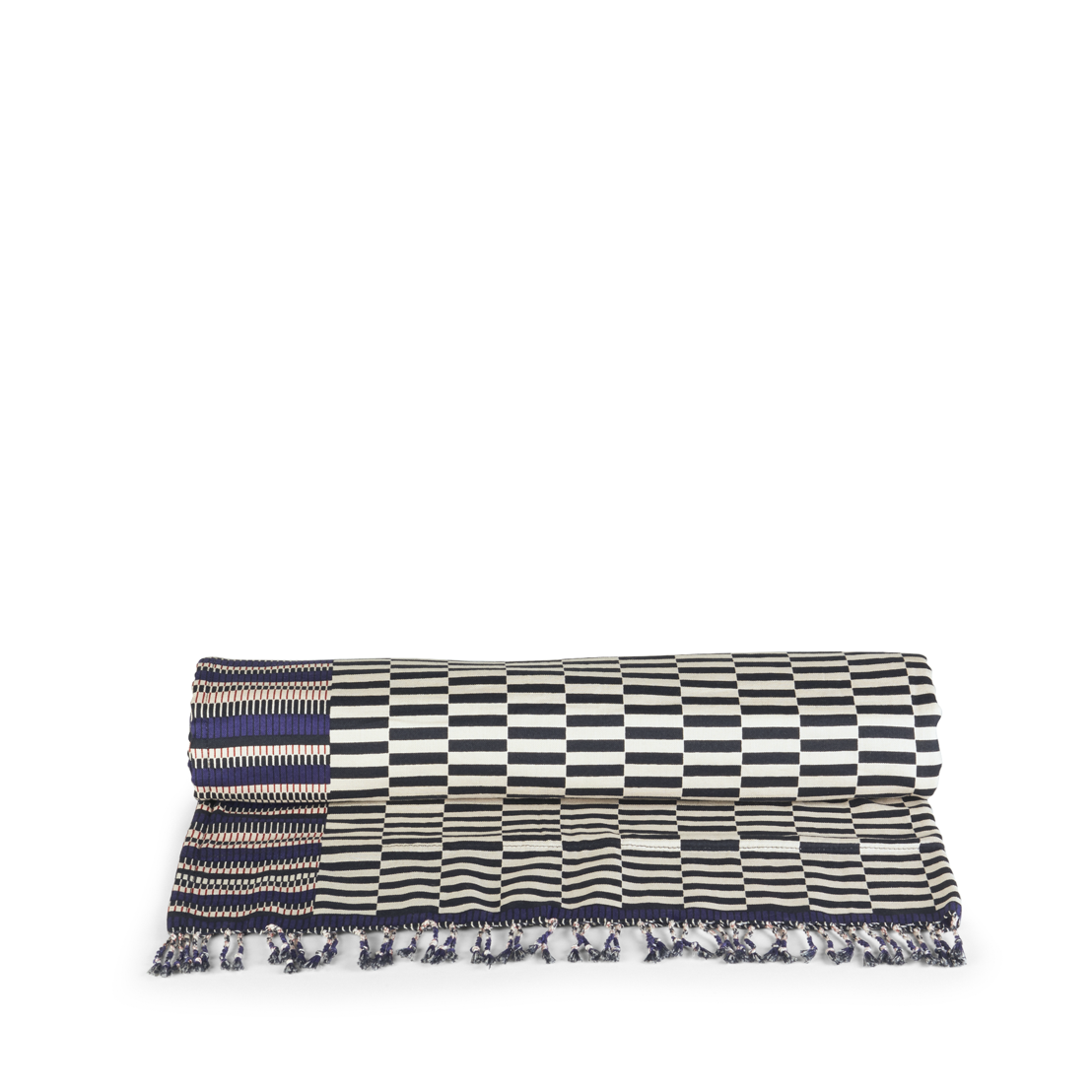 Beach Towel Striped Print